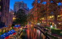 San Antonio, Texas wallpaper 1920x1200 jpg