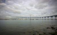 San Diego - Coronado Bridge wallpaper 1920x1080 jpg