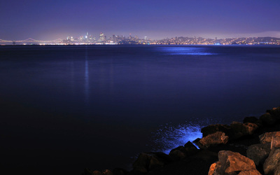 San Francisco Bay wallpaper