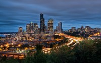 Seattle [2] wallpaper 2560x1600 jpg