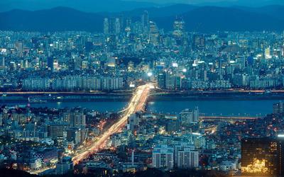 Seoul [2] wallpaper