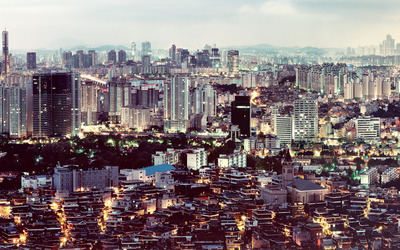 Seoul [5] wallpaper