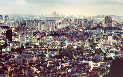 Seoul [6] wallpaper