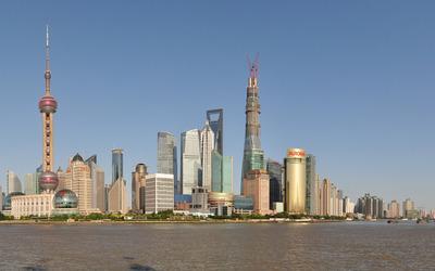 Shanghai Tower wallpaper