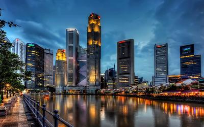 Singapore [3] Wallpaper