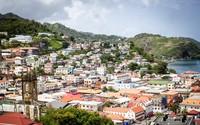 St George's capital of Grenada wallpaper 2880x1800 jpg
