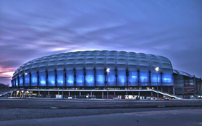 Stadion Miejski w Poznaniu wallpaper