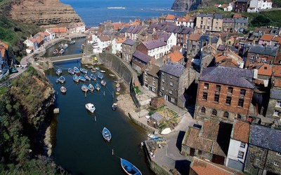 Staithes wallpaper