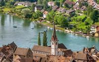 Stein am Rhein wallpaper 1920x1200 jpg