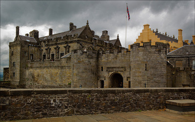 Stirling Castle wallpaper