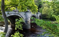 Stone bridge wallpaper 2560x1600 jpg