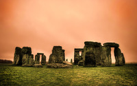 Stonehenge [2] wallpaper 2560x1600 jpg