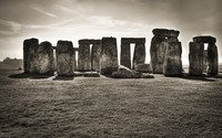 Stonehenge wallpaper 2560x1600 jpg