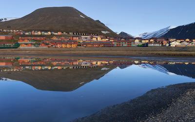 Svalbard, Norway [2] wallpaper