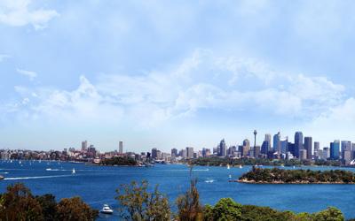 Sydney [2] wallpaper