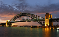 Sydney Harbour Bridge [2] wallpaper 2560x1600 jpg