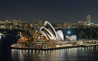 Sydney Opera House wallpaper 1920x1200 jpg