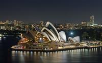 Sydney Opera House wallpaper 1920x1200 jpg