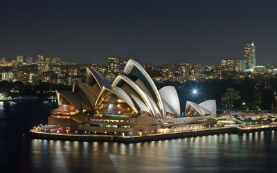 Sydney Opera House wallpaper