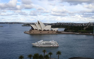 Sydney Opera House [2] wallpaper