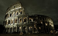 The Colosseum wallpaper 1920x1200 jpg