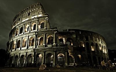 The Colosseum wallpaper