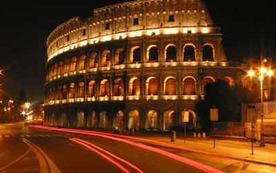 The Colosseum [2] wallpaper