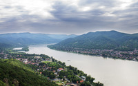 The Danube Bend wallpaper 3840x2160 jpg