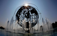 The Unisphere wallpaper 2880x1800 jpg