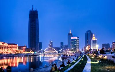 Tianjin wallpaper