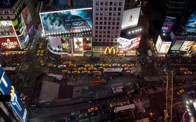 Times Square wallpaper