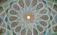 Tomb of Hafez wallpaper 2880x1800 jpg