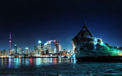 Toronto [3] wallpaper