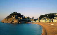 Tossa de Mar wallpaper 1920x1080 jpg