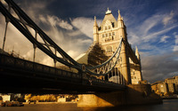 Tower Bridge wallpaper 2560x1600 jpg