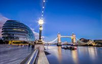 Tower Bridge [5] wallpaper 2560x1600 jpg