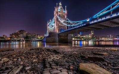Tower Bridge [7] wallpaper