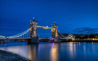 Tower Bridge [6] Wallpaper