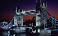 Tower Bridge [3] wallpaper 1920x1200 jpg