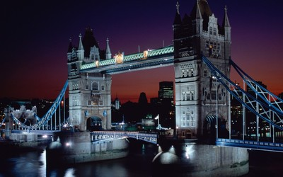 Tower Bridge [3] wallpaper