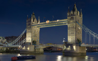 Tower Bridge [2] wallpaper 2560x1600 jpg