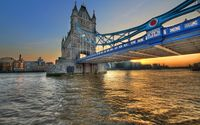 Tower Bridge, London wallpaper 1920x1200 jpg