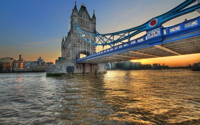 Tower Bridge, London wallpaper