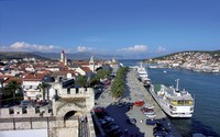 Trogir wallpaper 2560x1600 jpg