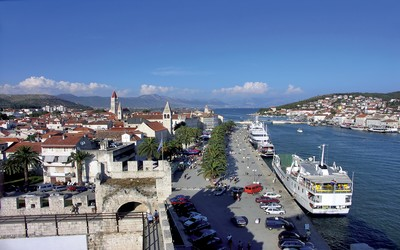 Trogir wallpaper