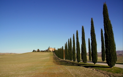 Tuscany [2] Wallpaper