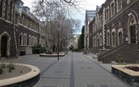 University of Otago, Dunedin wallpaper 1920x1200 jpg