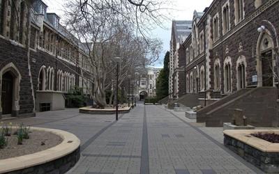 University of Otago, Dunedin wallpaper