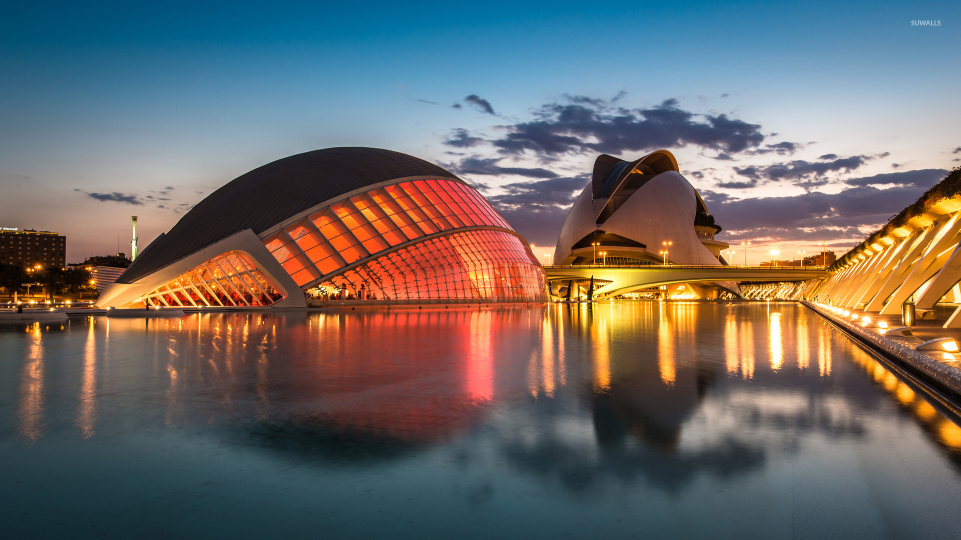 Valencia wallpaper - World wallpapers - #23371