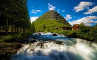 Valldal, Norway wallpaper 2560x1600 jpg